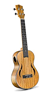 walnut ukulele
