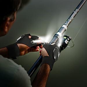 Enjoy Your Night Fishing