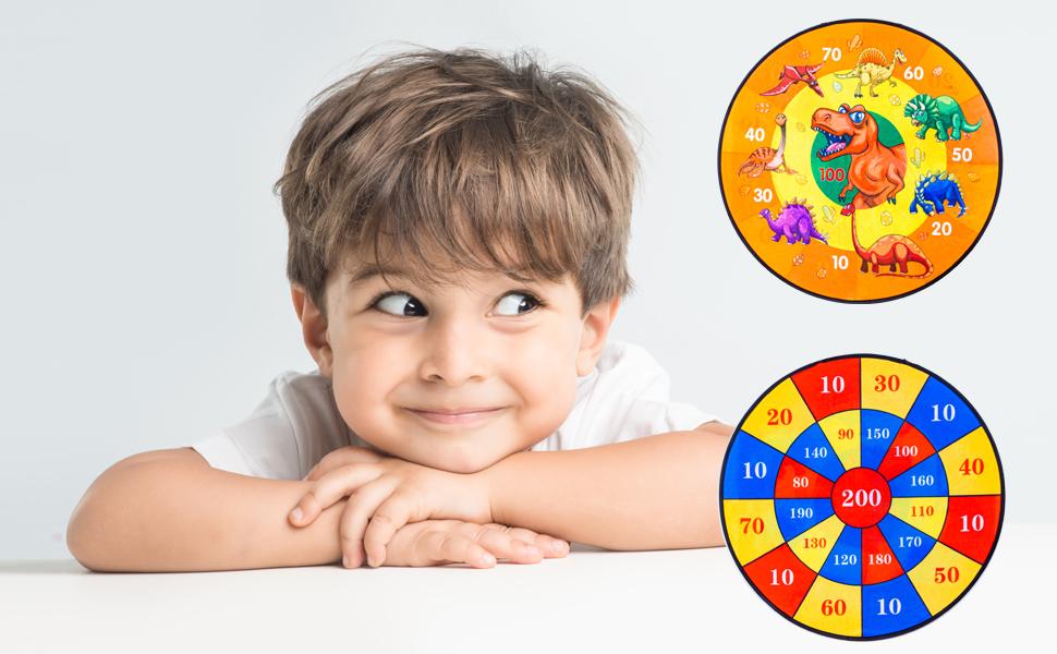 dart board for kids