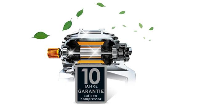 Digital-Inverter-Kompressor