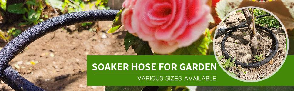 soaker garden hose