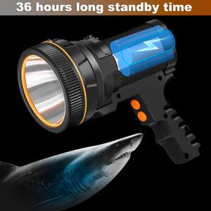 rechargeable spotlight