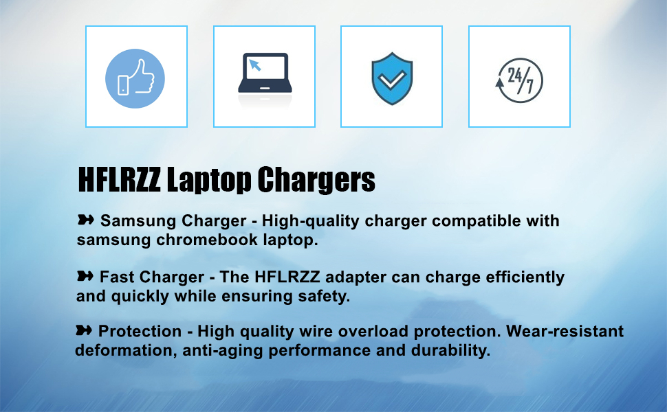 HFLRZZ laptop charger