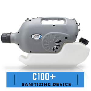 Vectorfog Sanitizing Device