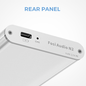 N2 Mini HiFi Headphone Amplifier