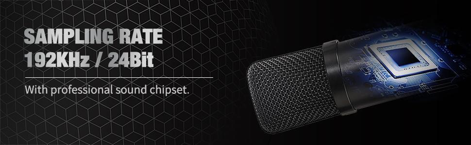 professional sound chipset