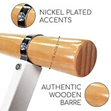Authentic Wooden Barre