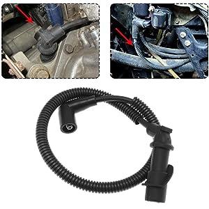 4012888 4012889 Ignition Coil Spark Plug Wire Cap for Polaris Ranger Crew RZR 4 S 800 2011-2017, 2