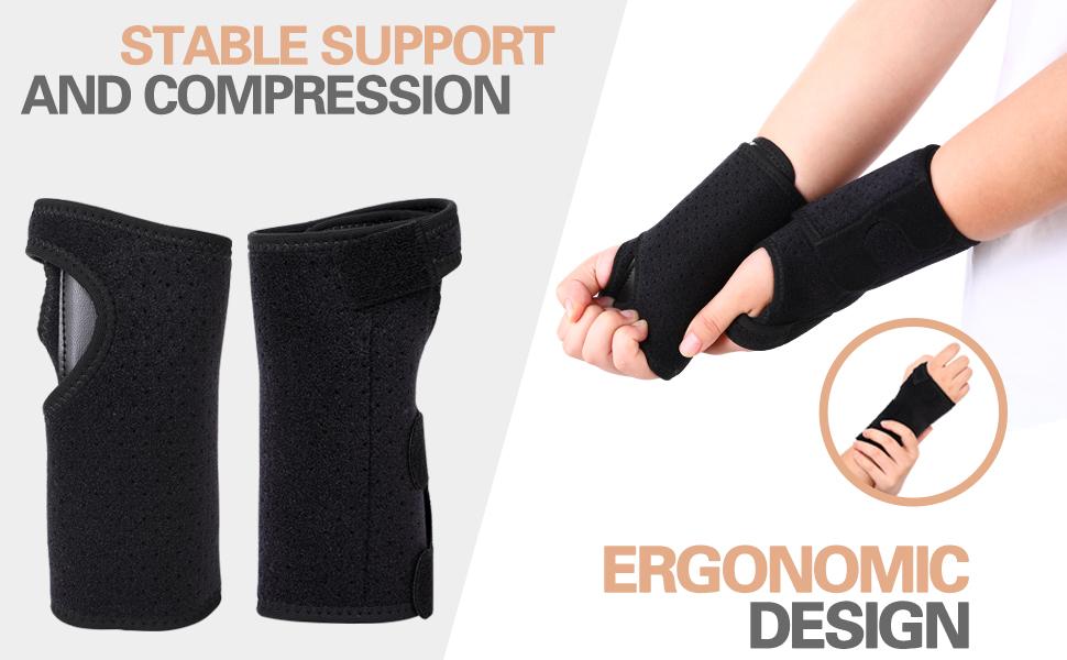 wrist brace for carpal tunnel for women