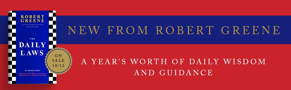 New From Robert Greene