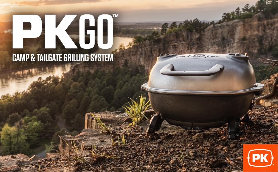 PKGO Camp amp; Tailgate System