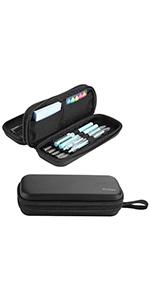 ProCase Hard Pen Pencil Case