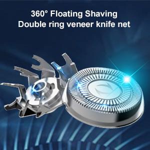 7D head shaver