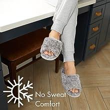 No Sweat Comfort