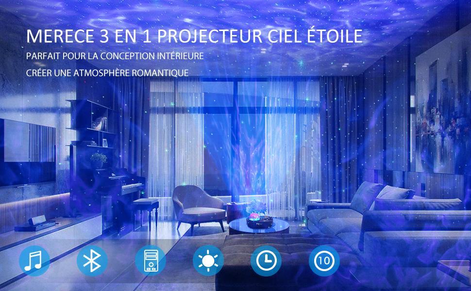 Projecteur Ciel Etoile