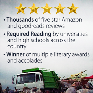 The Rent Collector by Camron Wright - Required Reading by universities and high schools