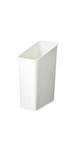 トンボ ゴミ箱 11.6L 日本製 本体 アイボリー トス 新輝合成 O-40