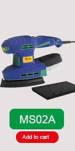 Electronic Sander MS02A