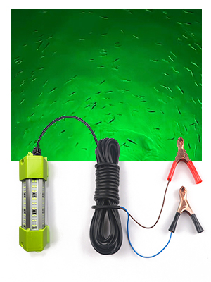 18/45/130W led green fishing light with 5m/10m Power Cord and high quality