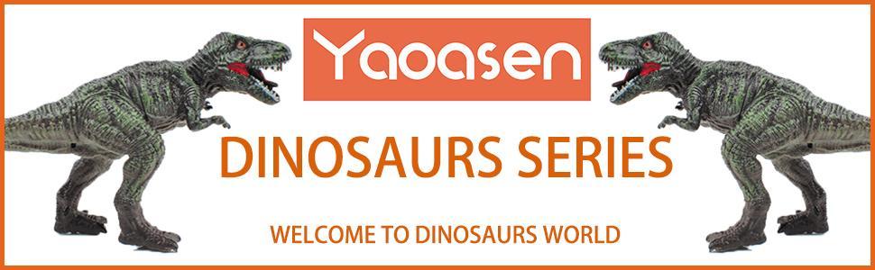 YAOASEN Dinosaur Toys Series