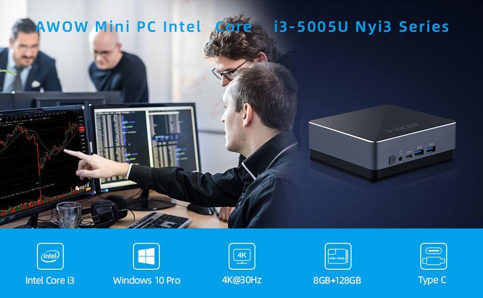 AWOW MINI COMPUTER