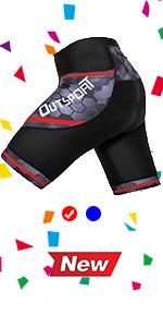 mountain bike shorts pad