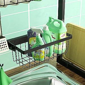 detergent rack storage