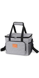 Sac Isotherme 15L Gris