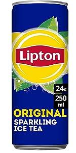 Lipton Ice Tea Sparkling 24 x 250ml