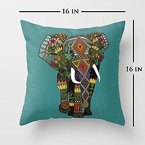 cushion covers 16x16