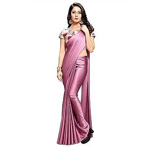 Magenta Saree