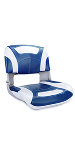 All weather boat seat