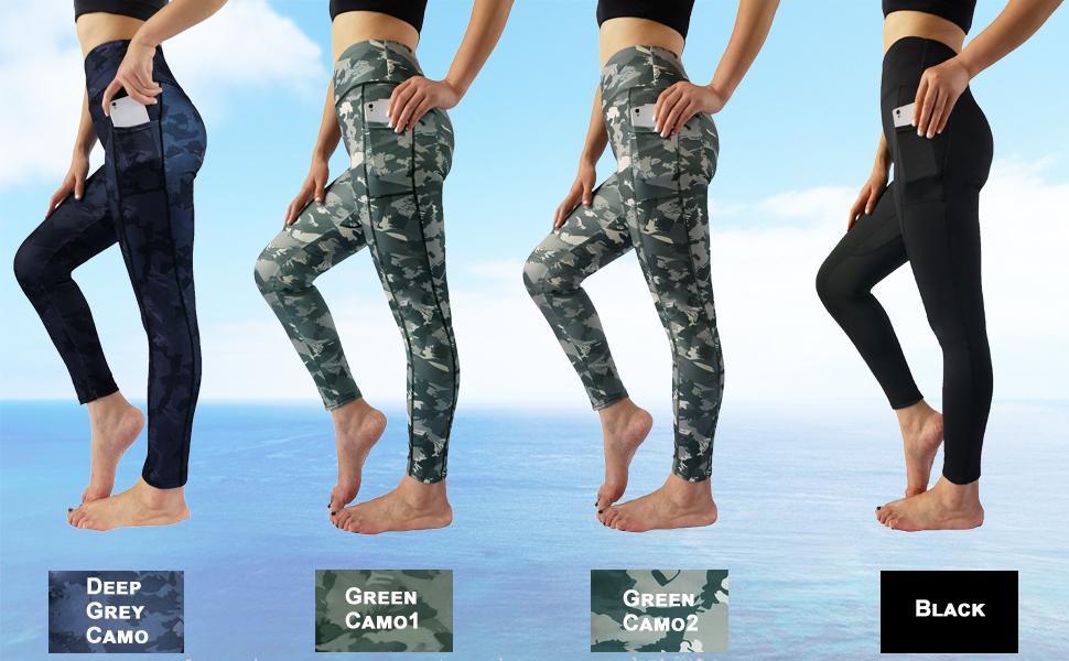Blue sky,sea,4 Colors for You to Choose:Deep Grey Camo,Green camo1,Green camo2,Black