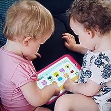 7 inch tablet for toddler