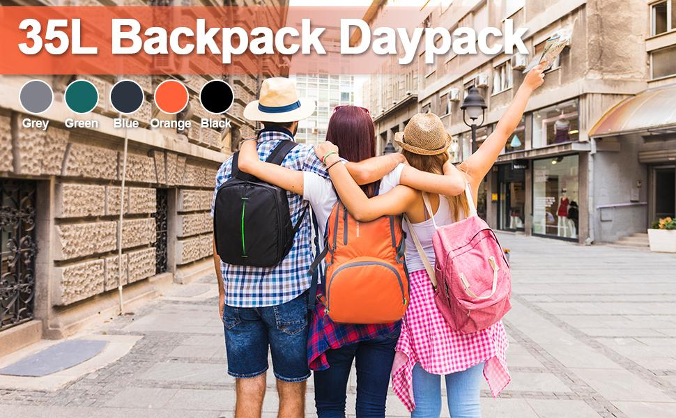 Daypack Poster