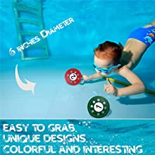 diving toys, diving toys for pool for kids, pool diving toys, deluxe dive disk, dive disk