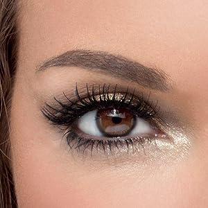Eye shadow, eyeshadow, glittery eye shadow, Radiant Professional, metallic eye shadow