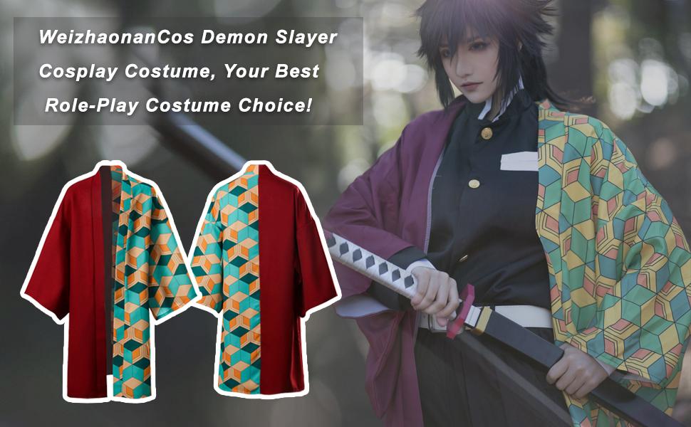 demon slayer cloak