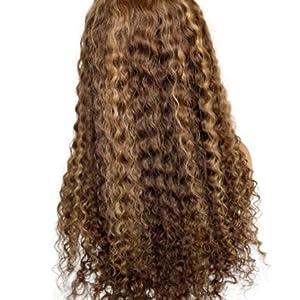 highlight human hair wigs