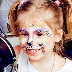 face paint for kid
