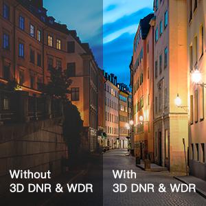 WDR&3D DNR