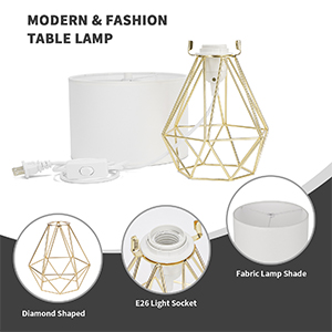 Small Bedside Lamp