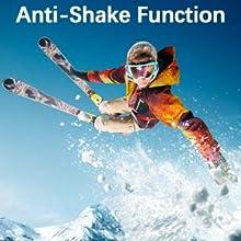 anti-shake function