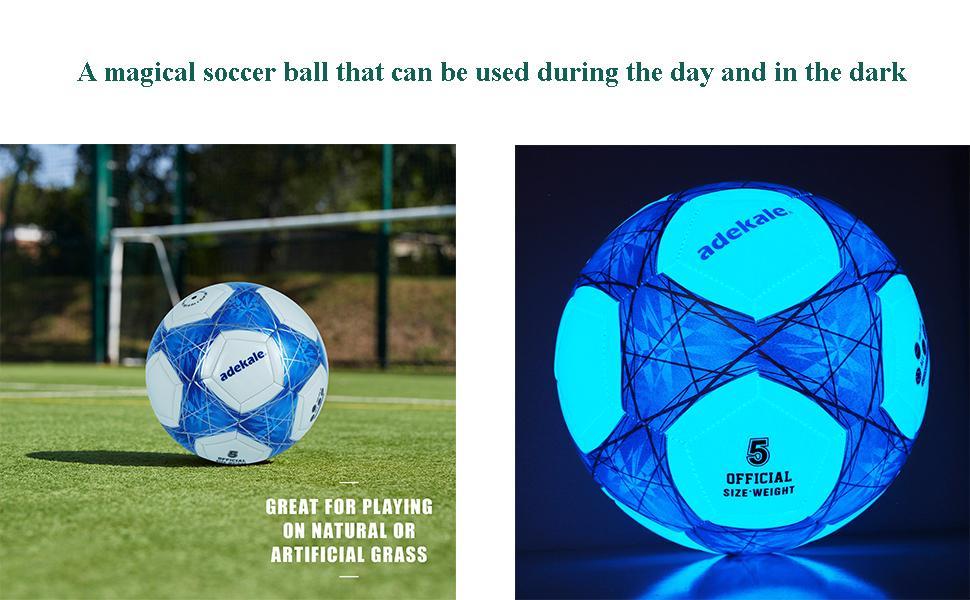 Multi-purpose soccer ball