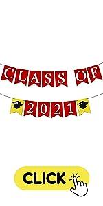 Class of 2021 Banner