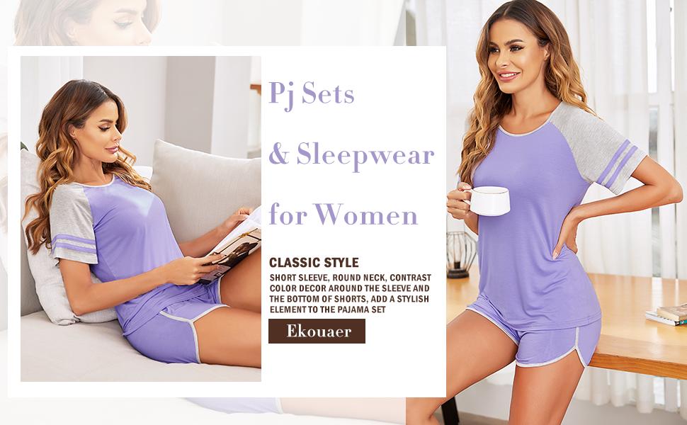 PJ sleepwear set
