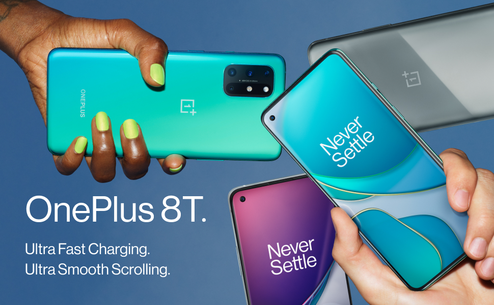OnePlus 8T Overall product intro