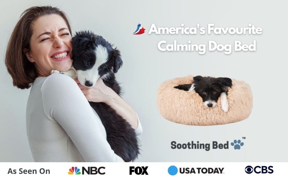 America's Favourite Calming Dog bed