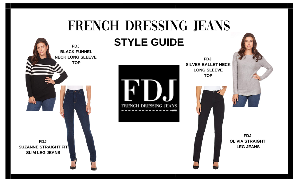 Style Guide French Dressing Jeans