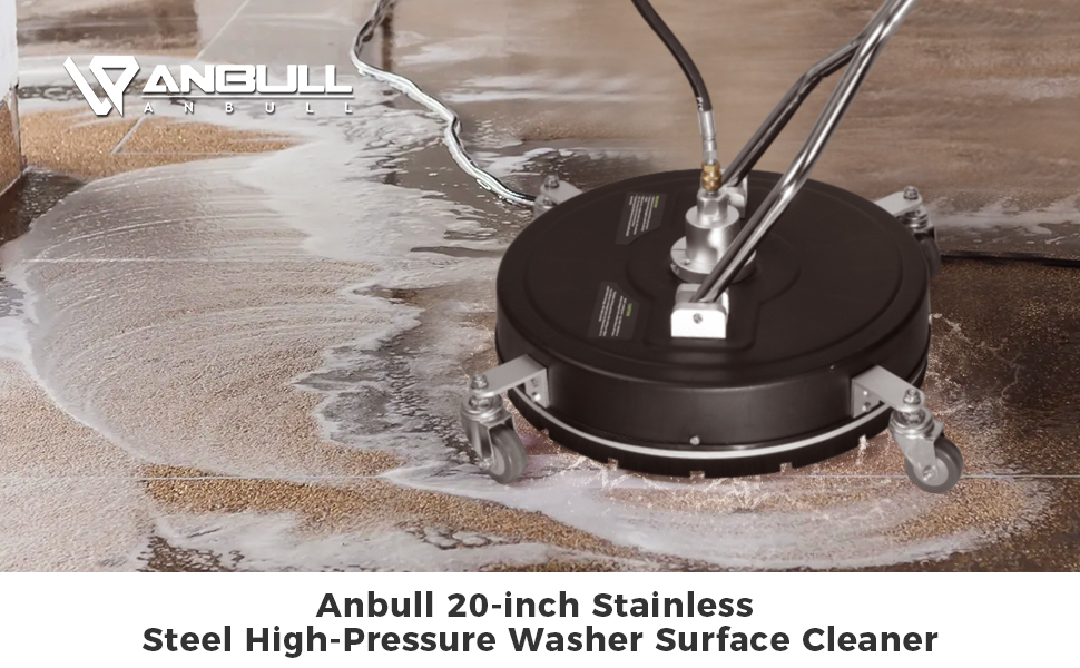 """Pressure Washer Surface Cleaner 20"""""""